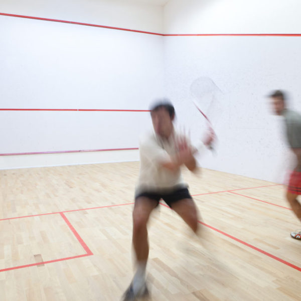 Squash hits Virtual Reality